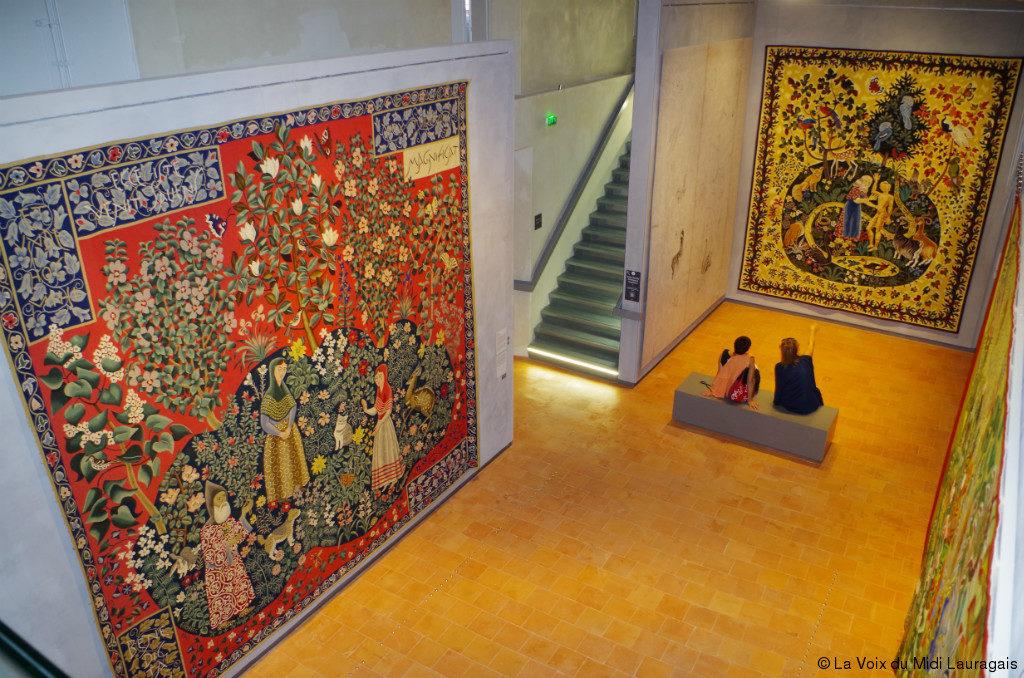Voyage culturel à Sorèze et Montolieu