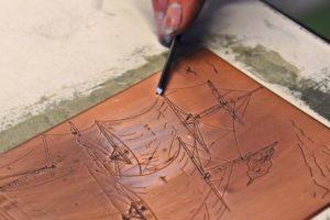 Atelier d'initiation à la gravure