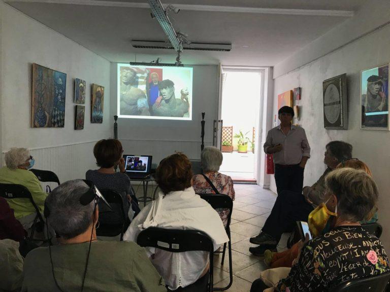 Conférence «L'art contemporain africain»